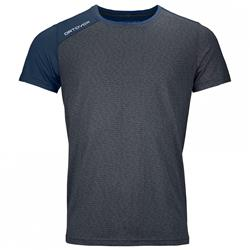 Ortovox 120 Tec black steel Herren T-Shirt