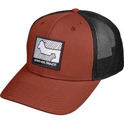 Ortovox Wool Promise Trucker clay orange Cap