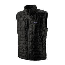 Patagonia Men Nano Puff Vest black