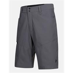 Peak Performance Iconiq Long deep earth Herren Shorts