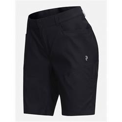 Peak Performance Iconiq Long black Damen Shorts