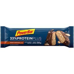 PowerBar 33% Protein Plus, chocolate peanut