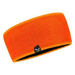 Salewa Puez Wool Stirnband Unisex red orange