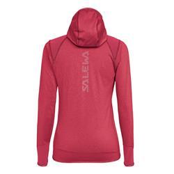 Salewa Agner Hybrid PL/DST FZ Hdy virtual pink Damen Powerstretchjacke