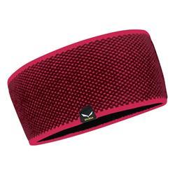 Salewa Puez Headband rhodo red Damen Stirnband