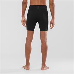 Salomon - S/Lab Support Half Tight M, Schwarz