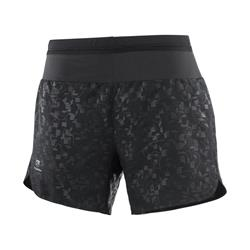 Salomon XA Short black Damen Laufhose