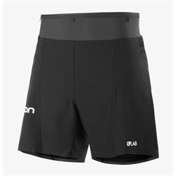 "Salomon S/Lab Sense Short 6"" black Herren Laufhose"
