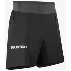 """Salomon S/Lab Sense Short 6"""" black Herren Short"""
