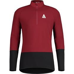 Maloja - SangoM. Long Sleeve Herren Red Monk multi