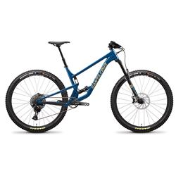 Santa Cruz Hightower 2 CC X01, blau