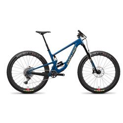 "Santa Cruz Hightower 2 CC X01 29"" DI (Reserve 30 Carbon Rim) - highland blue / desert"