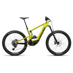 "Santa Cruz Heckler 1 CC S-Kit 27,5"" DI - yellowjacket / black"