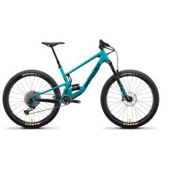 Santa Cruz 5010 4 CC X01 loosely blue and black 2021