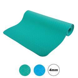 Schildkröt Fitness TPE Yoga Matte green