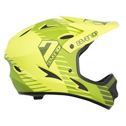 Seven 7 Protection 7iDP M1 Tactic Helmet, lime
