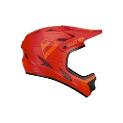 Seven 7 Protection 7iDP M1 Tactic Helmet, red