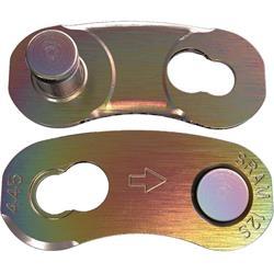 SRAM Kettenverschluss-Glied Power Lock Rainbow 12 – Fach