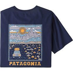 Patagonia - Summit Road Organic Herren Classic Navy