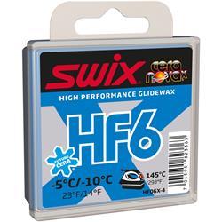 Swix HF6X blue, -5°C/-10°C, 40g
