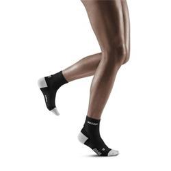 CEP Ultralight Short Woman Black Light Grey