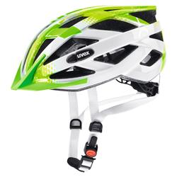 Uvex Air Wing Lime White, Radhelm