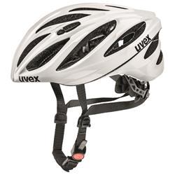 Uvex - Boss race white Rennradhelm2020
