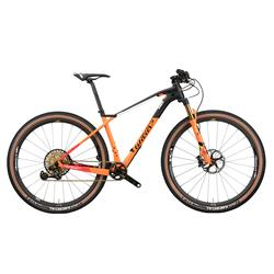 Wilier 110X XT 2x11 SID 966, black/orange