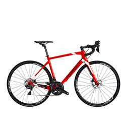 Wilier GTR Team Disc Ultegra RS170, red/white