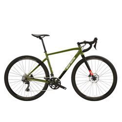 Wilier Jareen GRX 2X10 green black Gravelbike 2021