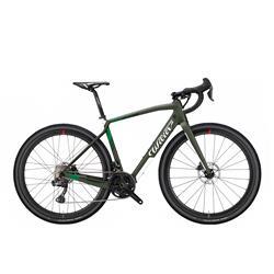 Wilier Jena Hybrid GRX 1X11 green white Gravelbike 2021