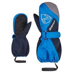 Ziener Laurus AS(R) Mitten glove junior persian blue dark Kinder Skihandschuh