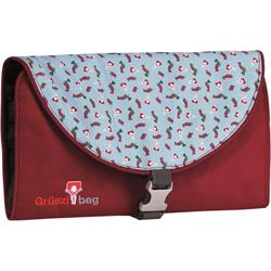 Grüezi Bag Washbag small Berry