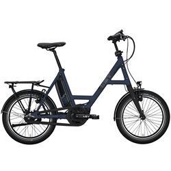 """i:SY DrivE S8 20"""" Kompakt E-Bike beryllblue"""