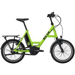 """i:SY DrivE S8 20"""" Kompakt E-Bike lightgreen"""