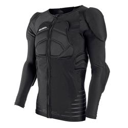 STV Long Sleeve Protector Shirt, Black