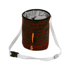 Blue Ice Poff Chalk Bag - chocolate truffle
