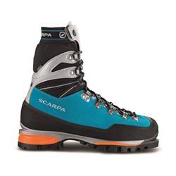 Scarpa Mont Blanc Pro GTX Women, turquoise