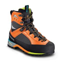 Scarpa Charmoz HD, shark/orange