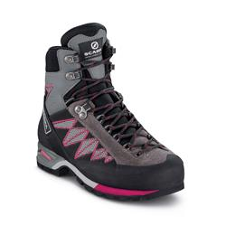 Scarpa Marmolada Trek HD Wmn, shark/cherry