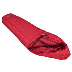 Vaude Sioux 400 S SYN - dark indian red, left