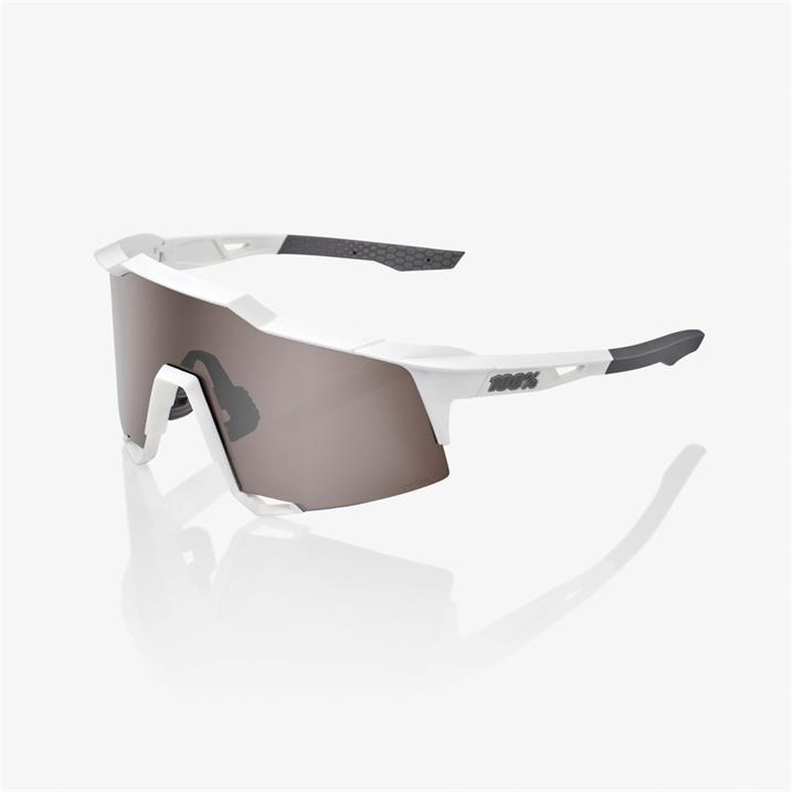 100% Speedcraft, HiPER Silver Mirror Lens + Clear Lens Included