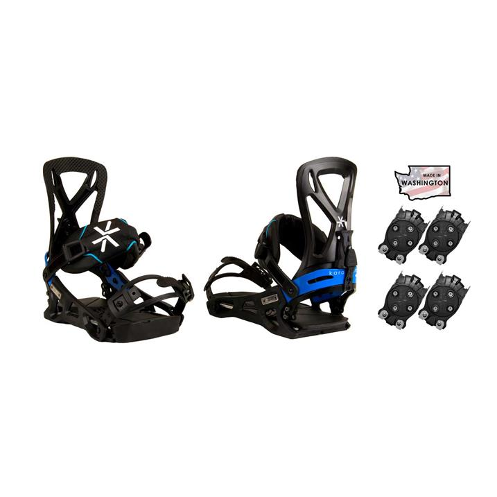 Karakoram Connect S Splitboardbindung