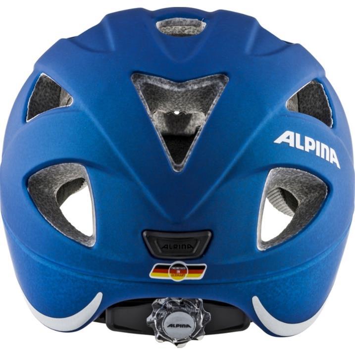 Alpina Ximo LE blue matt
