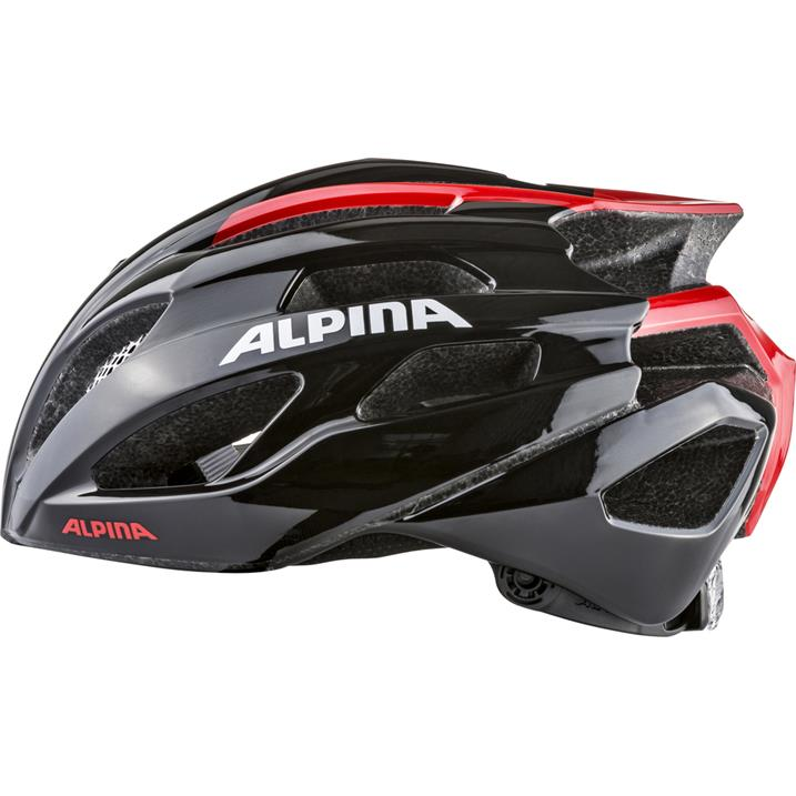 Alpina Fedaia, black-red