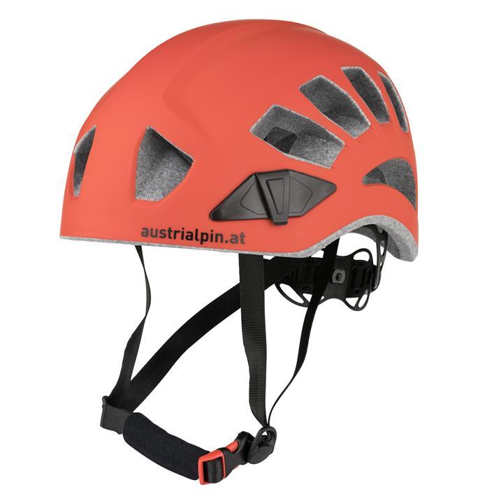 Austri Alpin Helm.UT light - orange