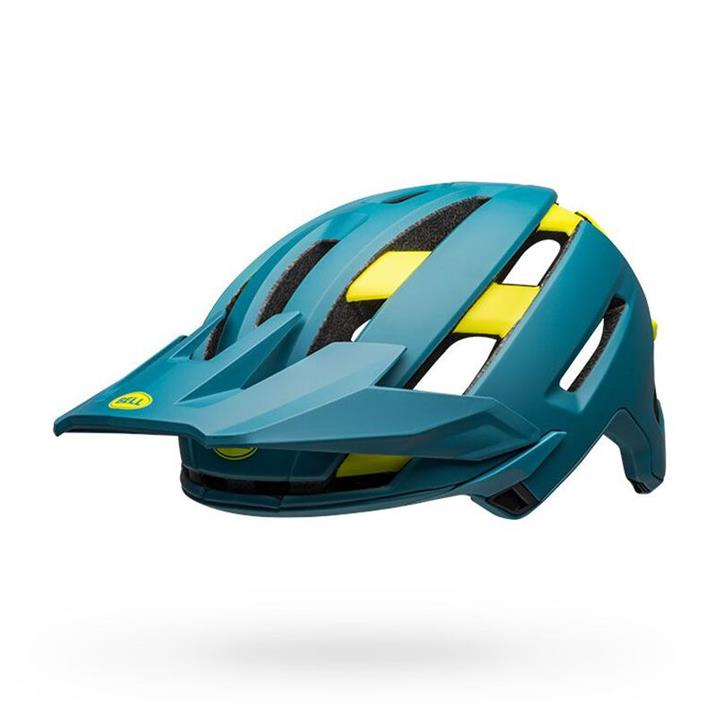 Bell Super Air R Mips matt/glanzblau Bikehelm