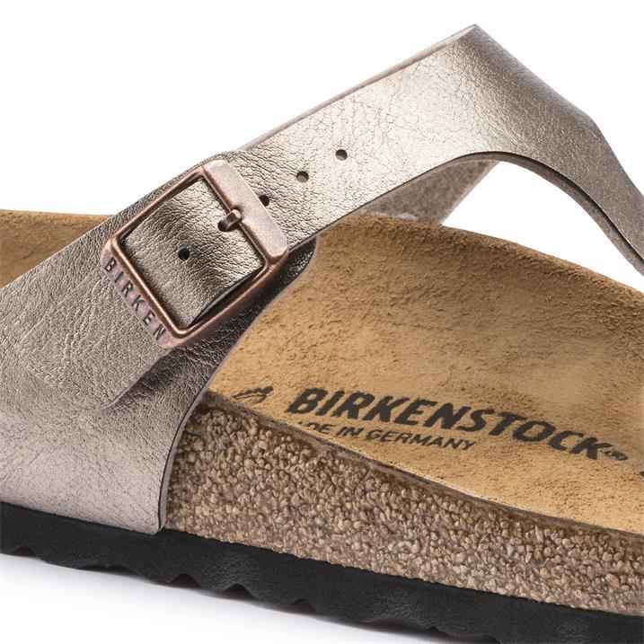 Birkenstock Gizeh Birko-Flor Graceful Taupe