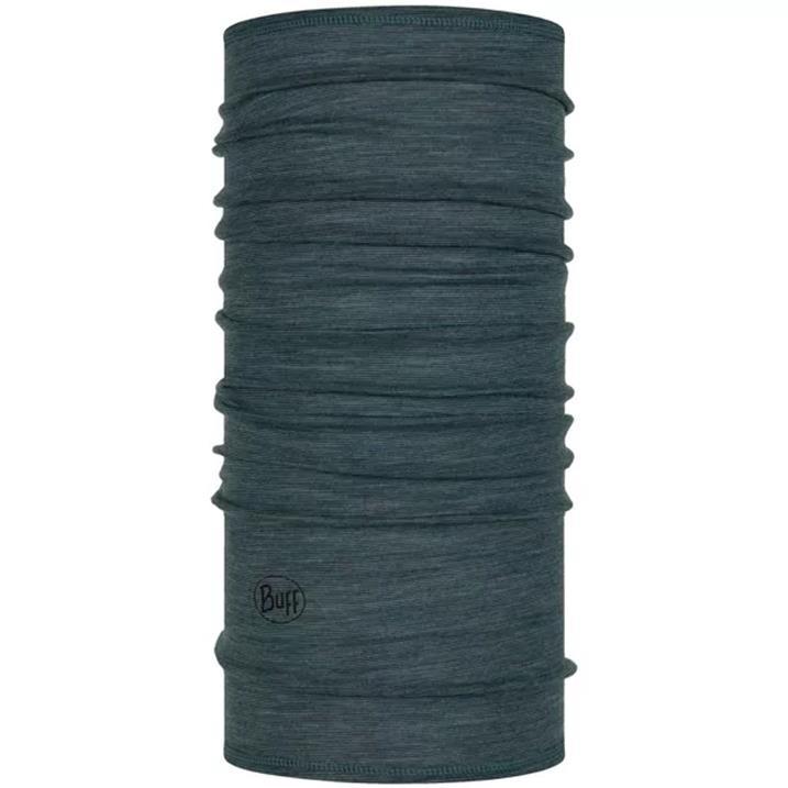 Buff Merinowolle Multifunktionstuch Lightweight Ensign Multi Stripes Blue