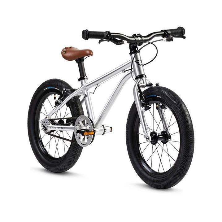 """Early Rider Belter Fahrrad, 16"""", aluminium"""